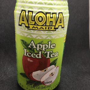 Aloha Maid Apple Iced Tea