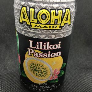 Aloha Maid Lilikoi Passion