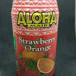 Aloha Maid Strawberry Orange