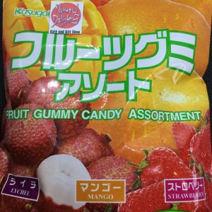 Fruit Gummy Candy