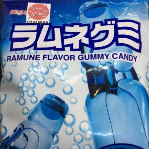 Ramune Flavor Gummy Candy