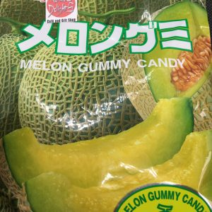 Melon Gummy Candy