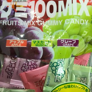Fruits Mix Gummy Candy