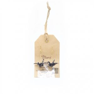 Merci Blackbird Earrings