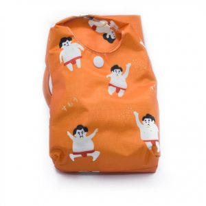 Orange Sumo Bag